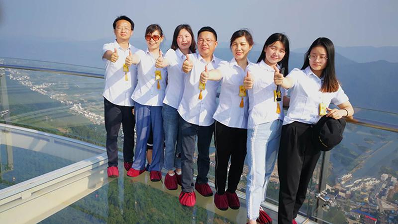 2019惠尔管理团队初夏仙岛湖之旅
