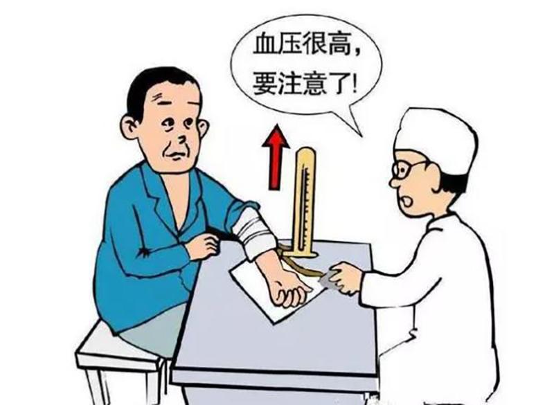 2021年血压标准公布,不再是120/80,对照自查,或你的血压不算高